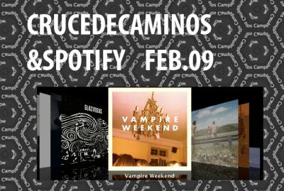 Mr. Lobo & Spotify: CruceDeCaminos
